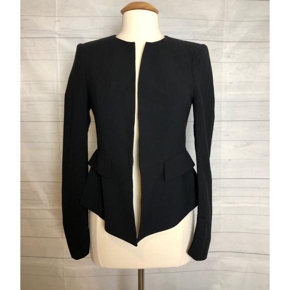 zara woman Jackets & Blazers - Zara Woman black blazer Long sleeves Size medium